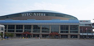 2011 World Junior Ice Hockey Championships - Image: HSBC Arena