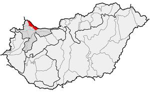szigetköz térkép Szigetköz – Wikipédia szigetköz térkép