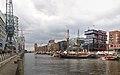 HafenCity Sandtorhafen Traditionsschiffhafen Hamburg pan2.jpg