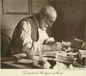 Frederic M. Halford-Detached Badger tying flies[1]