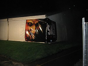 Fright Nights - Image: Halloween Fright Nights 2010 Saw Maze