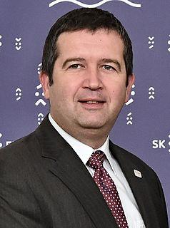Jan Hamáček Czech politician