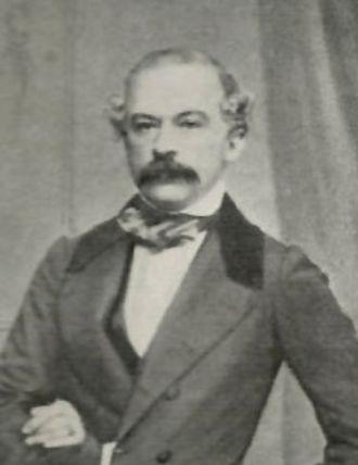 Russian-American Company - Image: Hampus Furuhjelm 1859 cropped