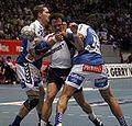 http://upload.wikimedia.org/wikipedia/commons/thumb/6/6a/Handball_02.jpg/120px-Handball_02.jpg