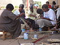 Handicarafts, Ethiopia 2008. Photo- Lucy Horodny, AusAID (10699774554).jpg