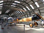 Hangar 4 en el Museo del Aire, Madrid, España, 2016 01.jpg