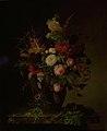 Hanne Hellesen - En vase med blomster - KMS357 - Statens Museum for Kunst.jpg