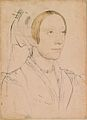 Hans Holbein the Younger - An unidentified woman RL 12253.jpg