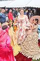 Hare majesteit met haar prinsesjes vliegerfestival Spijkenisse.jpg