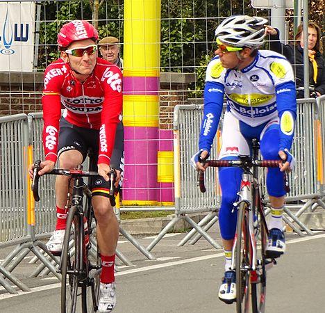 Harelbeke - E3 Harelbeke, 27 maart 2015 (E10, E3 Sprint Challenge).JPG