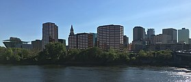 Hartford Skyline from Great River Park (Cropped).jpg