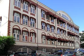 Henrik Nissen - Hartvig Nissens skole  Oslo, Norway
