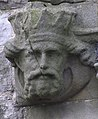 Head of David, Sacred Heart Church - geograph.org.uk - 1031873.jpg