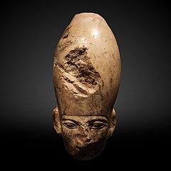 Head of king Khasekhemwy-58.324