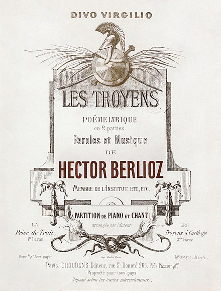 Les Troyens Wikiwand
