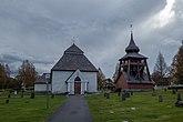 Fil:Hede kyrka gavel.jpg