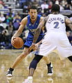 Hedo Turkoglu vs. DeShawn Stevenson, game on 11-27-08.jpg