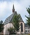 Heiliggeisthirche im Dominikanerkloster, Frankfurt 2017-10-13.jpg