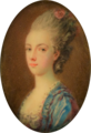 Heinrich Friedrich Füger - A lady in blue dress.png