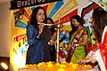 Hema Malini at Raheja Classic's summer camp 01.jpg