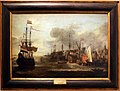 Hendrick cornelisz vroom, battaglia navale, 1600 ca.jpg