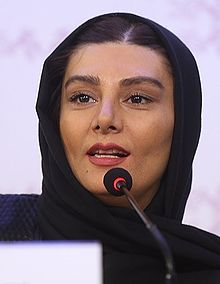 Hengameh Ghaziani at 34th Fajr.jpg