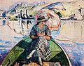 Henri Lebasque (French artist, 1865-1937) Promenade Sur L'Eau 1918.jpg