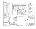 Henry Crocheron House, 1502 Wilson Street, Bastrop, Bastrop County, TX HABS TEX,11-BAST,3- (sheet 6 of 8).png