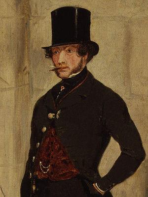 Henry Somerset, 7th Duke of Beaufort - The Duke of Beaufort by Henry Alken.