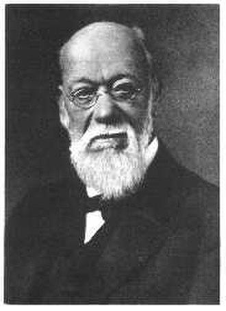 Hermann Alexander Diels - Image: Hermann Alexander Diels
