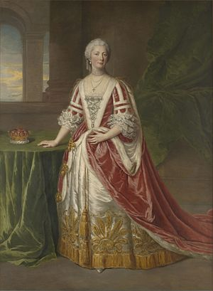 Hester Pitt, Countess of Chatham - Image: Hester (nee Grenville) Countess of Chatham (1721 1803)