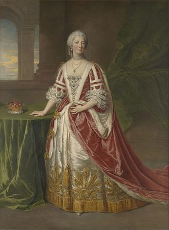 Spouse of the Prime Minister of the United Kingdom - Hester Pitt, Countess of Chatham, wife of Pitt the Elder and mother of Pitt the Younger