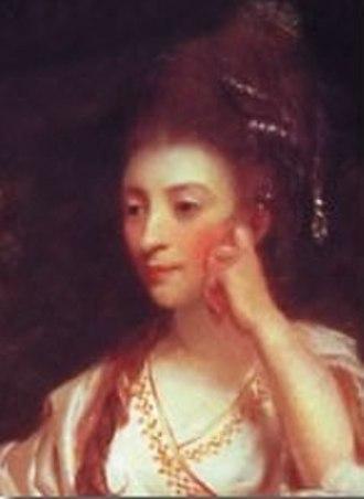 John Salusbury (diarist) - Salusbury's daughter Hester Thrale by Sir Joshua Reynolds