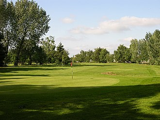 Heworth, York - Heworth Golf Course