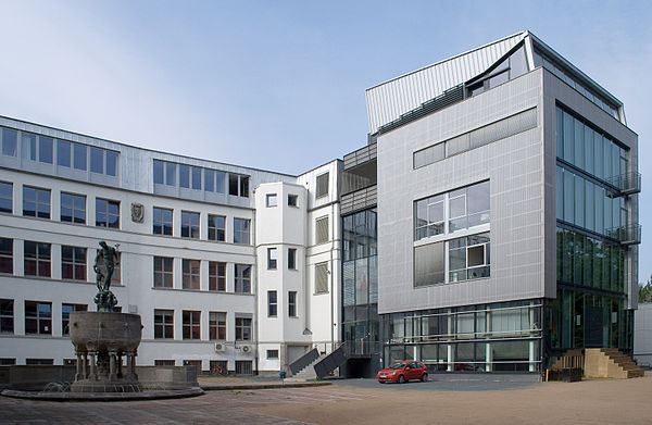 Universities and colleges in germany for Hfg offenbach