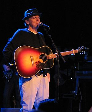 John Hiatt - Hiatt solo in 2010