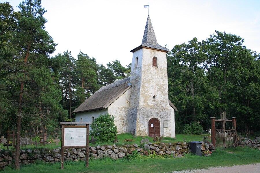 Hiidenmaa-Kassarin kirkko