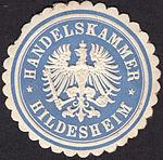 Hildesheim, Siegelmarke Handelkammer.jpg