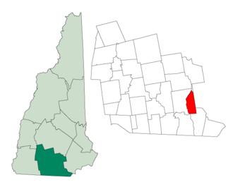 Litchfield, New Hampshire - Image: Hillsborough Litchfield NH