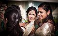 Hindu wedding women sari dress culture rites rituals.jpg