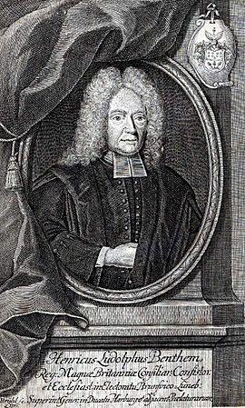 Heinrich Ludolf Benthem