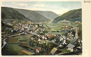 Hirsau - Image: Hirsau 1907