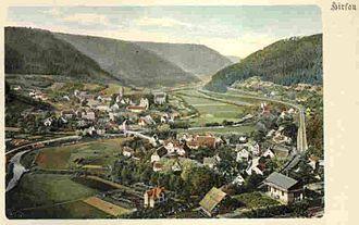 Hirsau - Hirsau, 1907