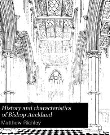 History and characteristics of Bishop Auckland.djvu