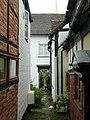 Hodge's Yard, Ledbury - geograph.org.uk - 957141.jpg