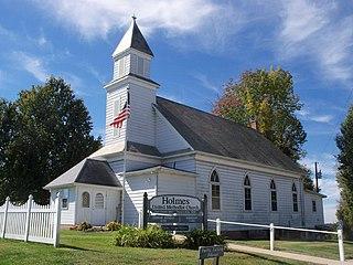 Goshen Township, Tuscarawas County, Ohio Township in Ohio, United States