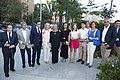 Homenaje a Miguel Ángel Blanco en los jardines que llevan su nombre 02.jpg