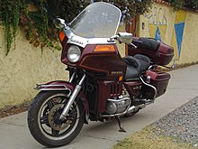 Honda Gold Wing GL1100 Interstate MY1980