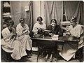 Honor Guard Girls at work, Seattle, May 31, 1918 (MOHAI 10445).jpg