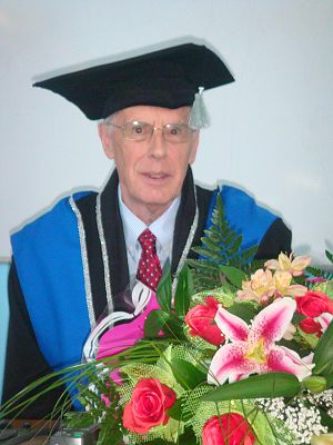 John Hopcroft - Sep.2009 at ITMO University